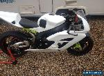 Cbr 1000 rr 05 race track bike with spares with v5 for Sale