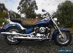 YAMAHA XVS 650cc LAMS APPROVED RIDES PERFECT ONLY $5990 for Sale