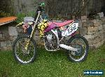 Yamaha YZ250 F for Sale
