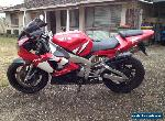2001 YAMAHA YZF-R1 Super Sport  for Sale
