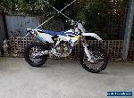 husqvarna fe 450 for Sale