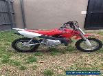 2013 Honda crf50 for Sale