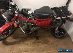 Postie posty Honda solo ct110 ct 110 for Sale