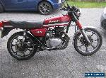 Kawasaki Z250a. Cafe racer. Project. for Sale