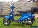 Suzuki Roadie 80 Classic Scooter  for Sale