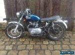 Triumph Bonneville T140V 1976 Classic Project Bike for Sale