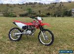 HONDA CRF230F NOT XR WR YZ RM KX CR for Sale
