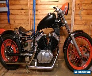 Yamaha xv535 bobber project for Sale
