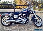 Harley-Davidson Dyna Low Rider 96 (FXDL) 2007 - Big Bore Kit - 12,500 kms for Sale