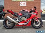 HONDA CBR1000RA 2017 FIREBLADE ONLY 600 MILES IN RED CBR1000RR for Sale