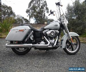 HARLEY DAVIDSON FLD SWITCH BACK 103 cube PLATED 10/2011 ONLY $14990 for Sale