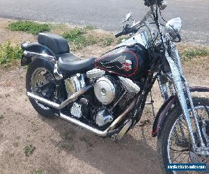 Harley Davidson soft tail springer front  for Sale