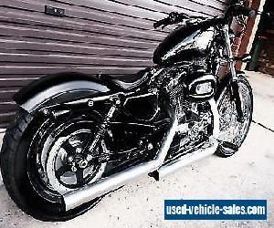Harley Davidson 2008 1200 Sportster Custom for Sale