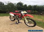 Honda Crf450 2007 Motorbike for Sale
