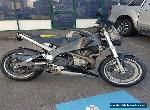 2005 Buell Lightning XB12S with NSW REGO till 09/18 for Sale