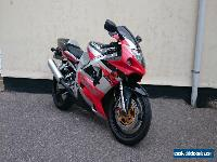 SUZUKI GSXR750 2001 17204 MILES  for Sale
