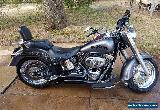 Harley Davidson Fatboy 2010 for Sale