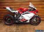 MV Agusta F4 Track / Race bike. Only 2600 km awesome condition for Sale