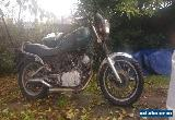 Yamaha TR1/XV1000 cafe racer project for Sale