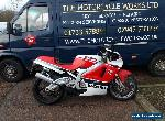 SUZUKI RGV250 1990 NON STD WITH EXCELLENT MODS RUNS WELL FULL MOT LOW MILES for Sale