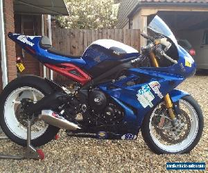 Triumph 675R Race Track Bike TT for Sale