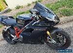 DUCATI 2008  MOTOR BIKE 1098 S for Sale