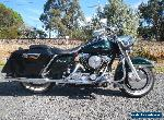 HARLEY ROAD KING 1996 MODEL SOUNDS AND RIDES AWESOME ONLY $11,500 for Sale