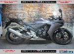 HONDA CBR500R 2015 ABS WITH ONLY 900 MILES for Sale