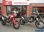 New Honda Africa Twin CRF1000L-DCT Automatic  for Sale