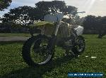 RMZ 450 Suzuki not cr yz wr kx ktm: In great condition! Rec Rego Available. for Sale