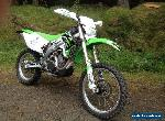 kawasaki klx 450 enduro motocross bike crfx exc road legal supermoto  for Sale