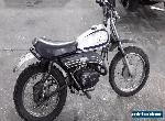 1966 CLASSIC YAMAHA TY80 TRIAL BIKE. AMERICAN IMPORT RUNNING AND RIDING RETRO for Sale