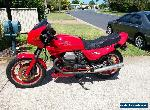 Moto Guzzi Lemans no reserve bargain for Sale