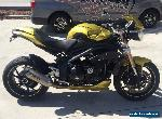 TRIUMPH SPEED TRIPLE 1050 08/2013 MODEL 22155 KMS PROJECT MAKE OFFER for Sale