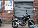 2016 Yamaha MT 125 in Grey. Immaculate Condition, Fully Checked and Inspected for Sale