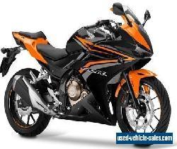 Honda CBR500R low deposit low APR finance available for Sale