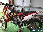 HONDA CRF 450R - 2009 for Sale