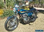 classic, collectable motorcycle Yamaha TX 650 1973 for Sale