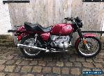 BMW R60/6 1974 Classic Road Bike for Sale