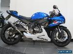 14 REG SUZUKI GSX R 600 L4 STUNNING IMMACULATE ORIGINAL CONDITION WITH TAIL TIDY for Sale
