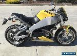 BUELL XB9S LIGHTNING 03/2003 MODEL 42980KMS STARTS N RIDES PROJECT MAKE AN OFFER for Sale