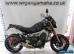 YAMAHA MT-09 DEEP ARMOUR WITH FLY SCREEN, TAIL TIDY, RADIATOR GUARDS AND MORE... for Sale