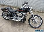 2010 Harley Davidson Softail for Sale