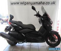 YAMAHA YP400R XMAX 400cc AUTOMATIC SCOOTER WITH PASSENGER BACKREST for Sale