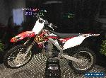 Honda CRF 450 2012 EFI   (MX, Motocross, Enduro) @ AJ Trading 0121 439 0530 for Sale