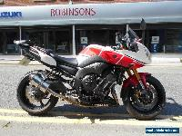 2013 YAMAHA FAZER 8 IN ONE OFF PAINT SCHEME WITH ONLY 9836 MILES for Sale