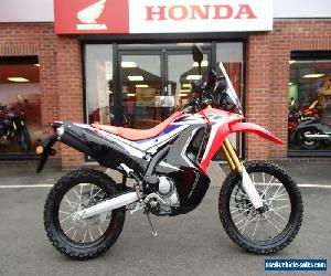 Honda CRF250 RLA Rally-Trail Bike, This New Model Now Available for Sale