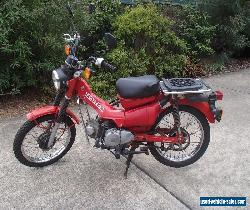Honda CT110 Postie Bike 1993 model for Sale