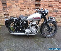 1953 BSA M21 600cc SV Single. V5C. Good Runner. Classic Plunger Chair Bike. VGC for Sale