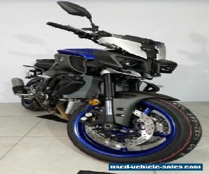 2017 Yamaha MT-10 MTN1000